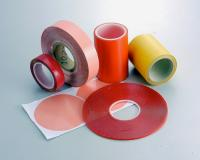 Ultra-transparent high-viscosity crystal tape